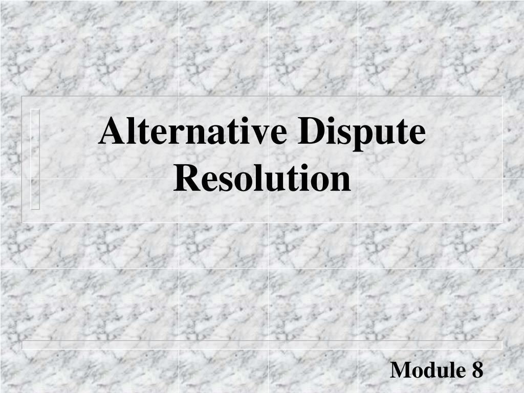 which of the following forms of alternative dispute resolution allows both parties to see the streng Explore the benefits and drawbacks to forms of alternative dispute resolution (adr) discussed in this section remember that adr is a broad term used this process allows parties to measure the strengths and weaknesses of their cases prior to engaging in litigation, which presumably saves both.