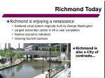 richmond today