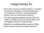 integumentary sx18