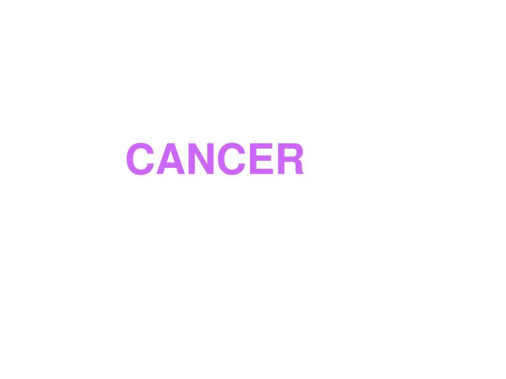 cancer l.