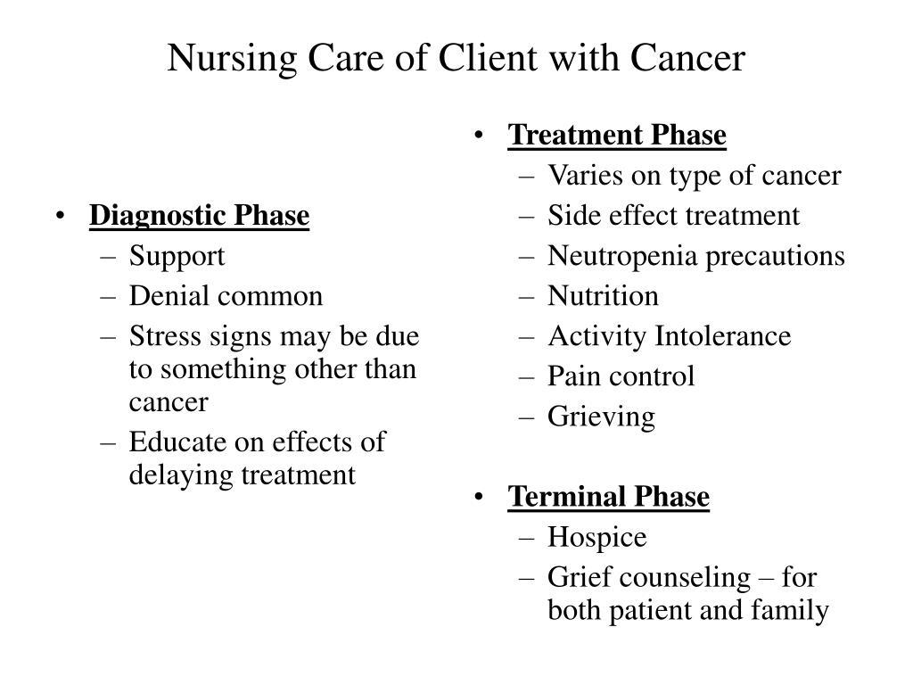 Diagnostic Phase