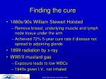 finding the cure15
