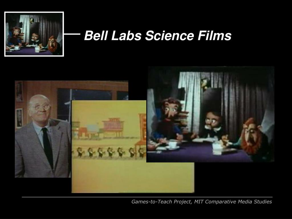 Bell Labs Science Films