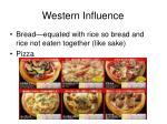 western influence26