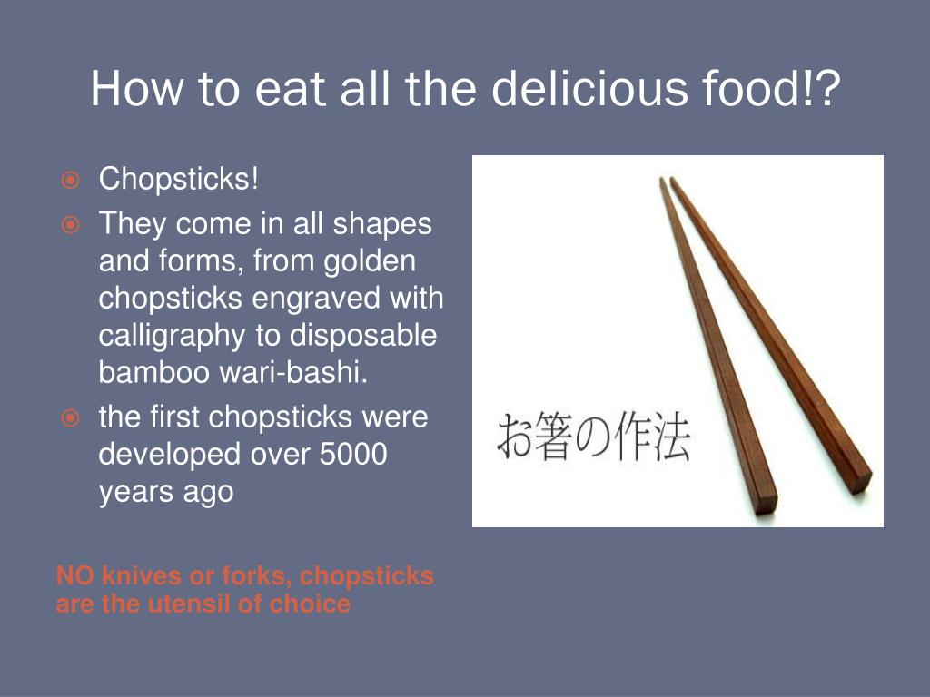 How to eat all the delicious food!?