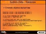 system data dataview21