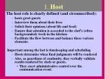 1 host