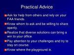 practical advice25