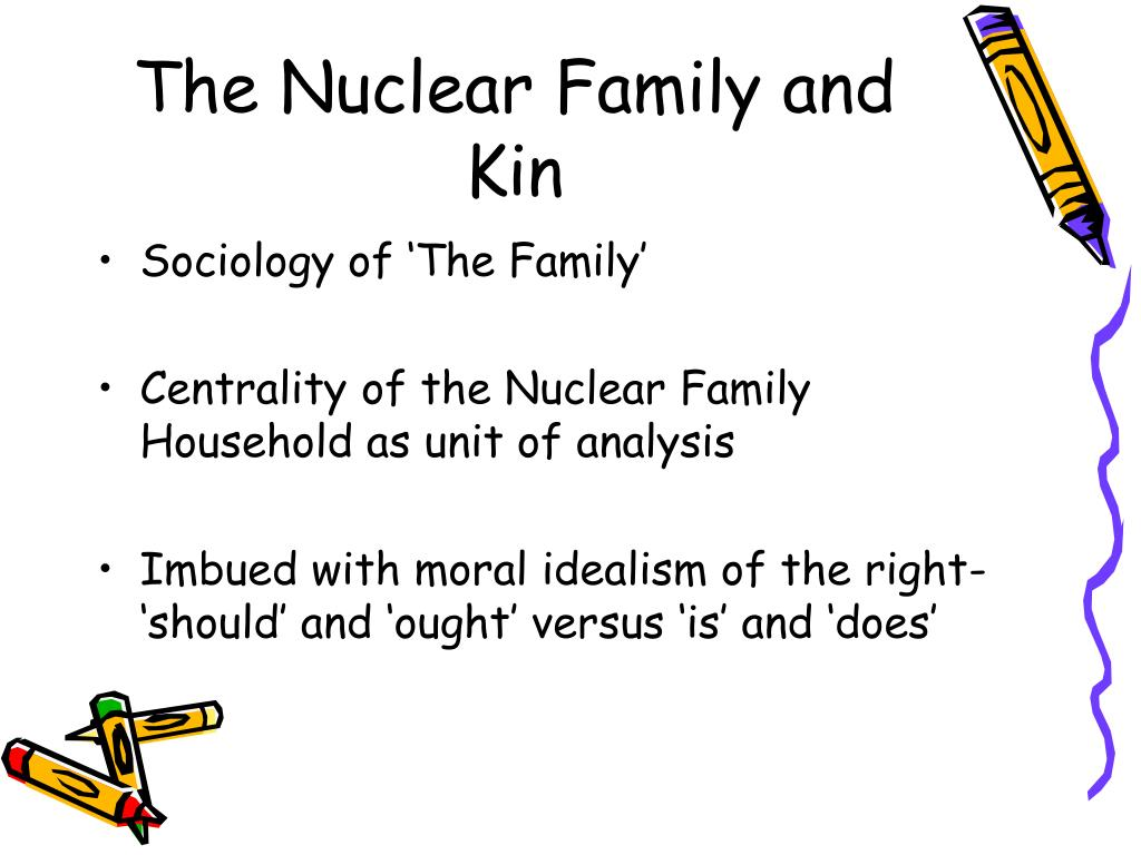 The Nuclear Family and Kin