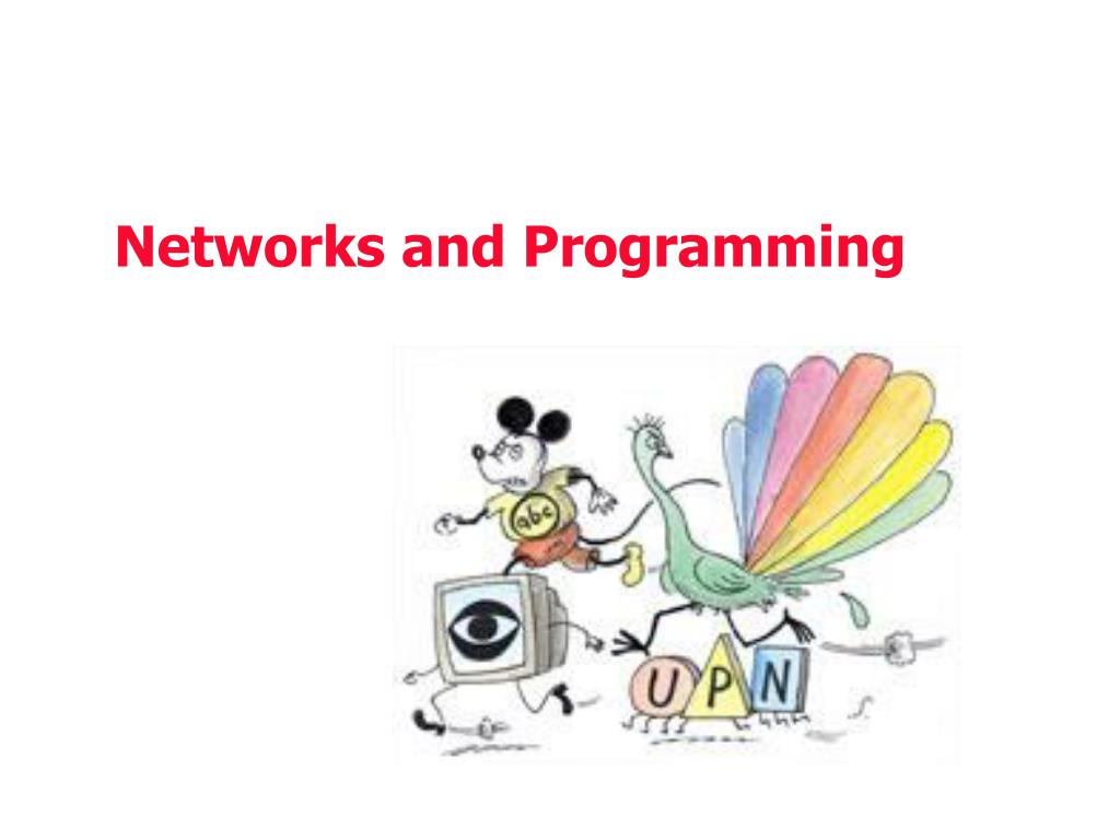Networks and Programming