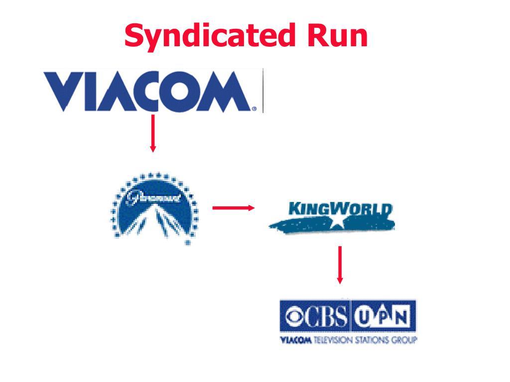 Syndicated Run