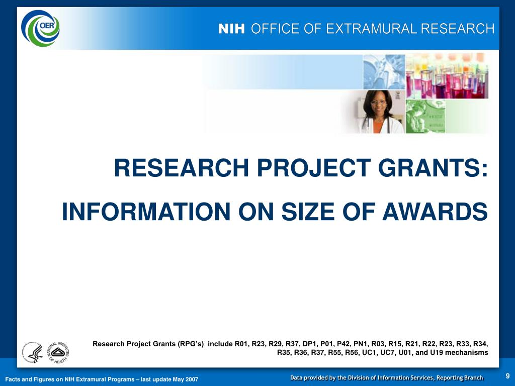 RESEARCH PROJECT GRANTS: