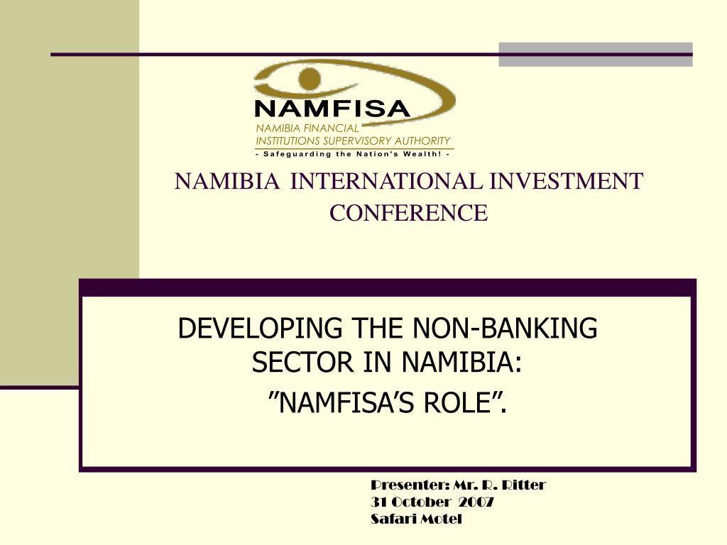 Namibia investment authority diwaniya investment commission calculator
