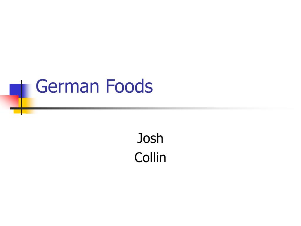 german foods l.