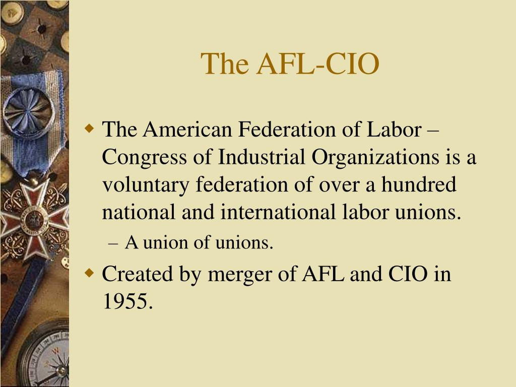 The AFL-CIO