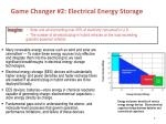 game changer 2 electrical energy storage