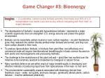 game changer 3 bioenergy
