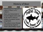 history of beer5