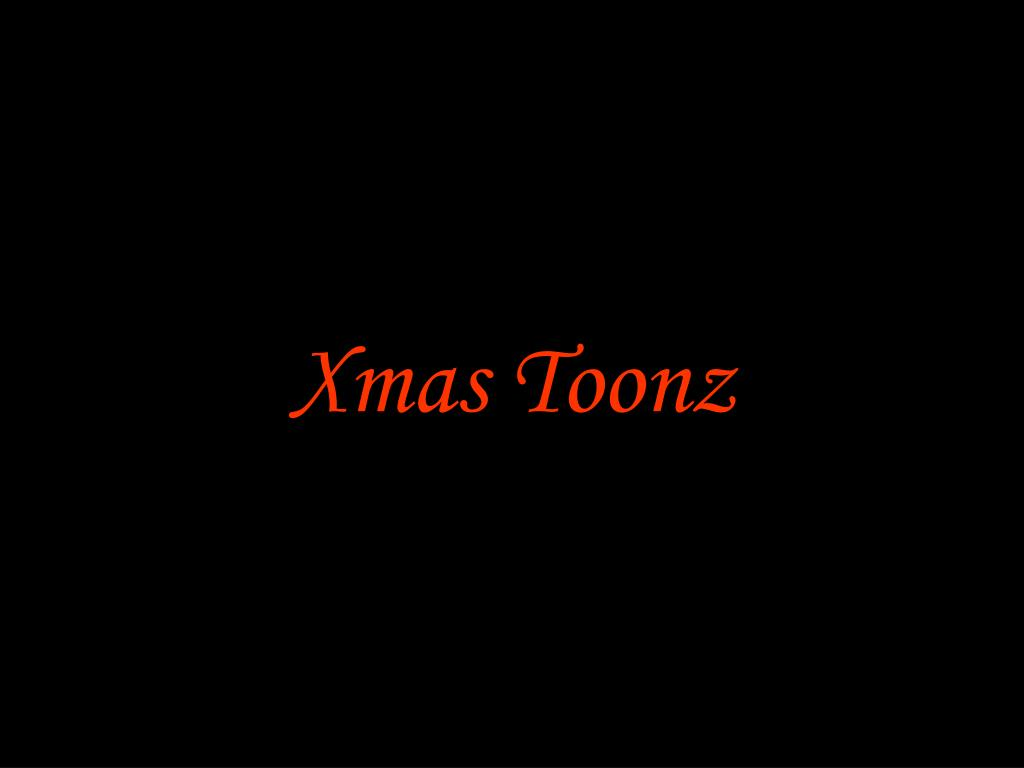 xmas toonz l.
