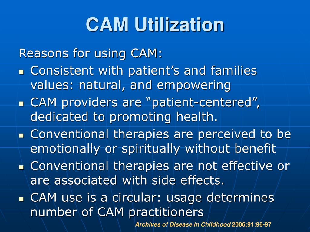 CAM Utilization