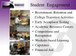 student engagement