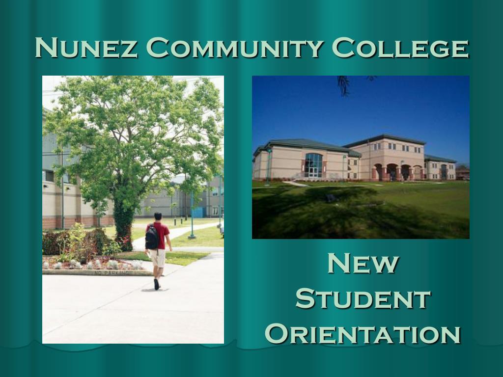 nunez community college l.