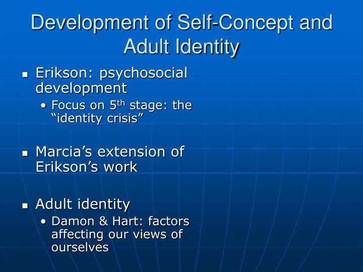 factors affecting self identity