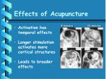 effects of acupuncture12