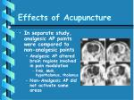 effects of acupuncture13