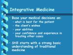 integrative medicine24