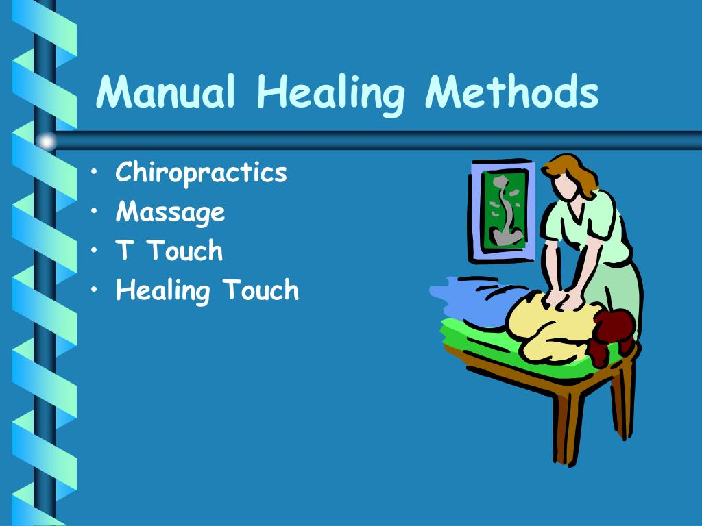 Manual Healing Methods