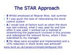 the star approach15