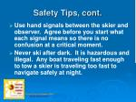 safety tips cont11
