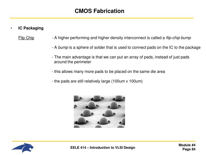 Introduction To Ic Fabrication