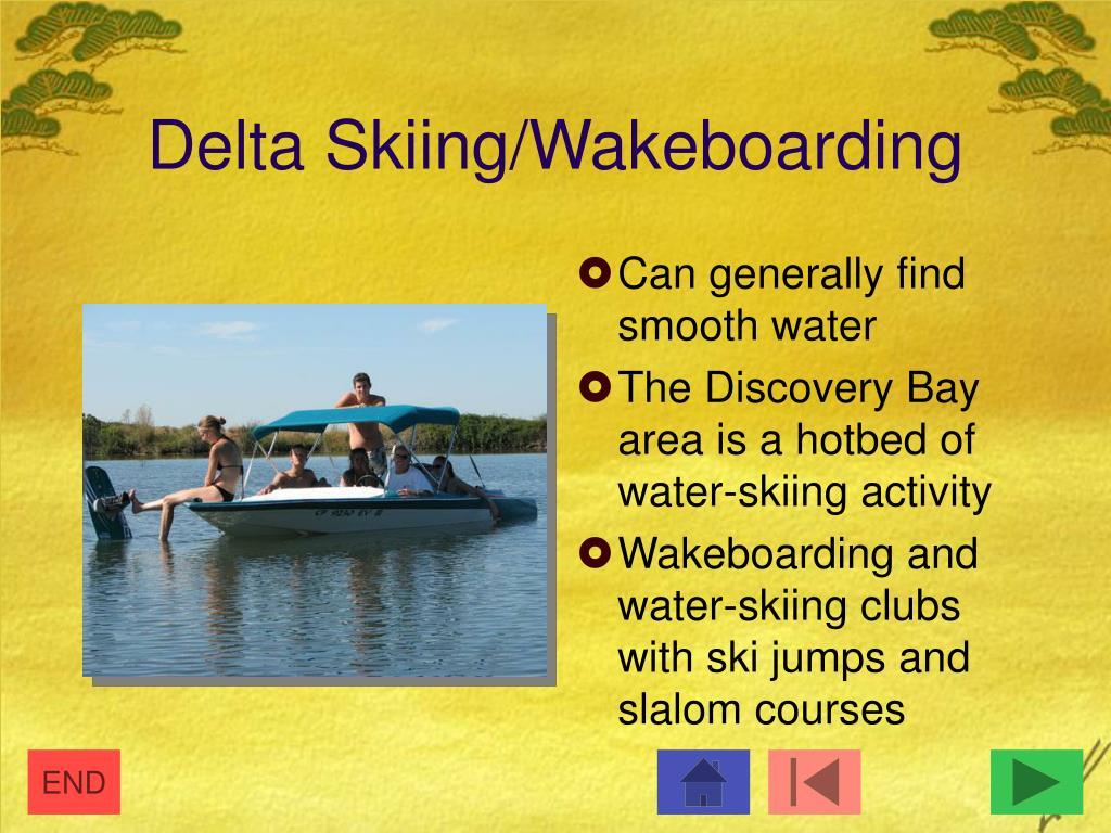 Delta Skiing/Wakeboarding