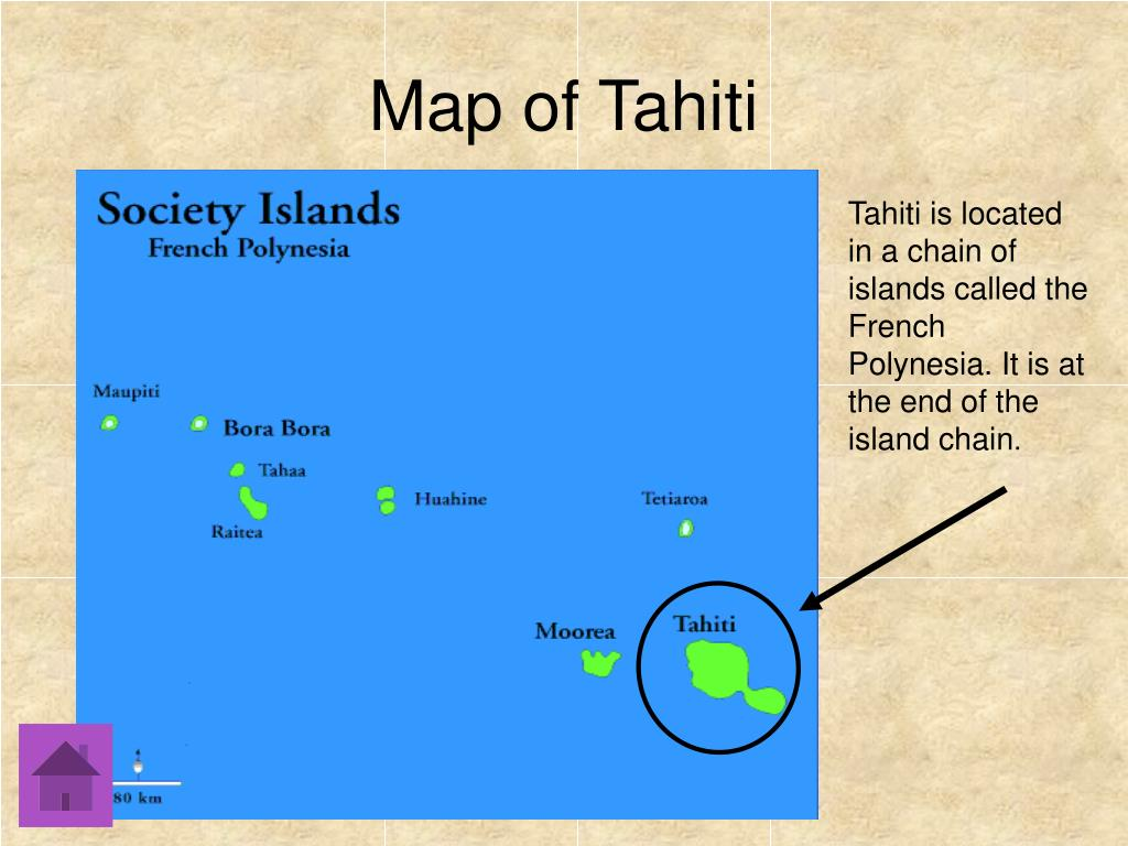 Ppt Tahiti Powerpoint Presentation Free Download Id 64141