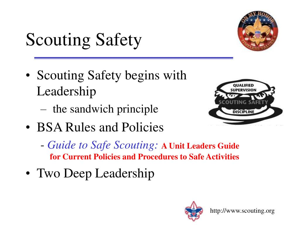 scouting safety l.