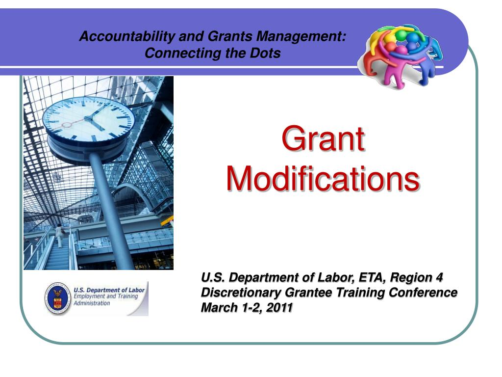 accountability and grants management connecting the dots l.