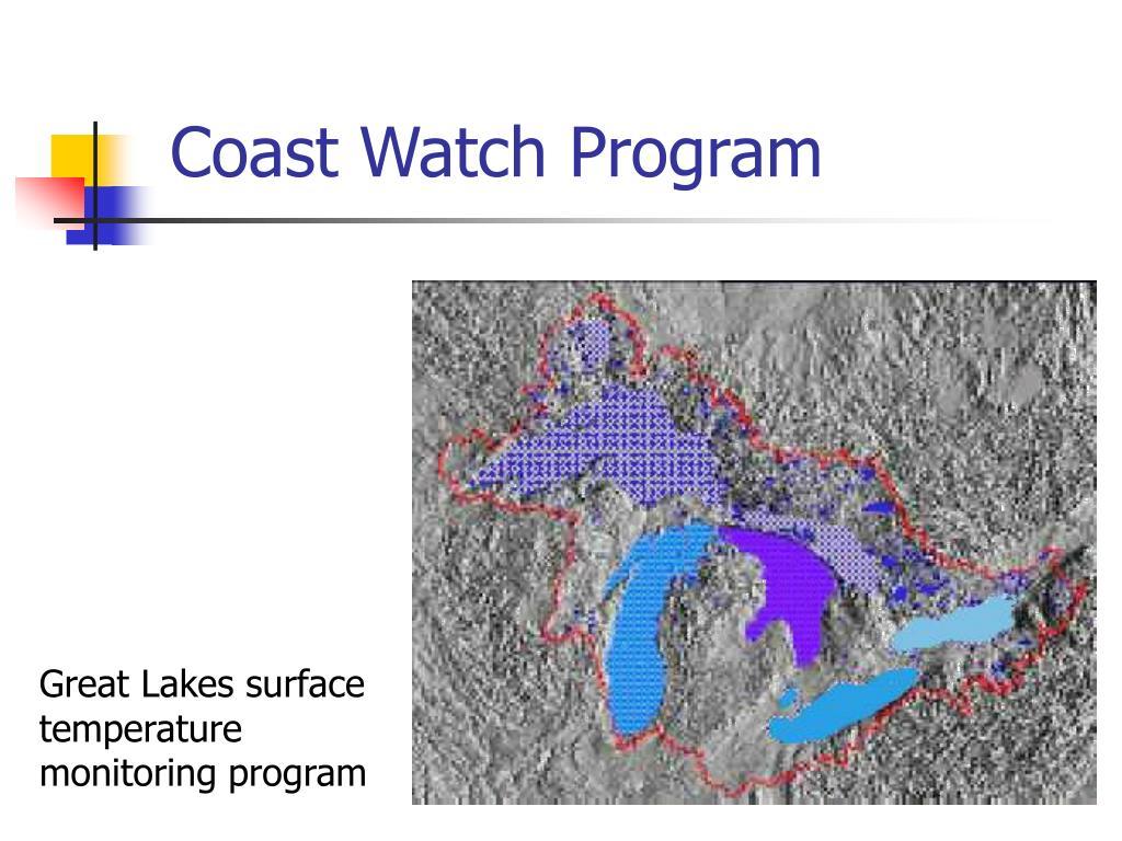 Coast Watch Program