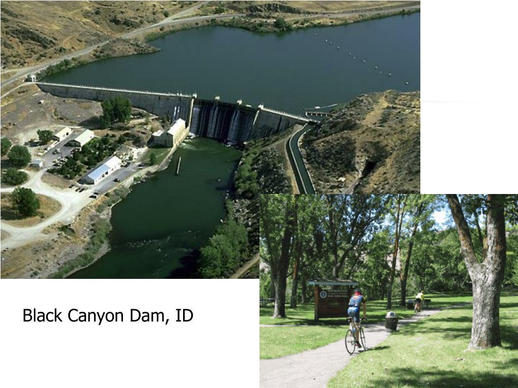 Black Canyon Dam, ID