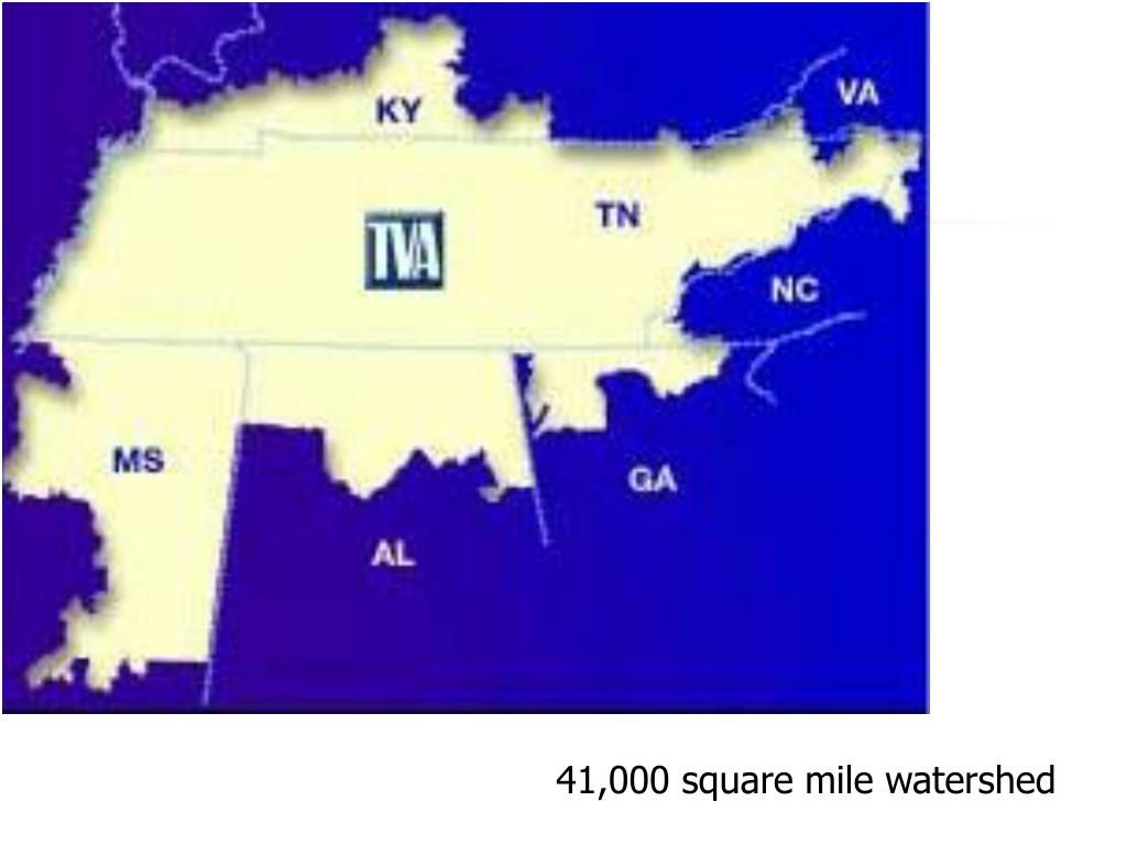 41,000 square mile watershed