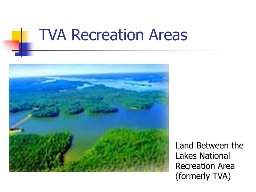 TVA Recreation Areas