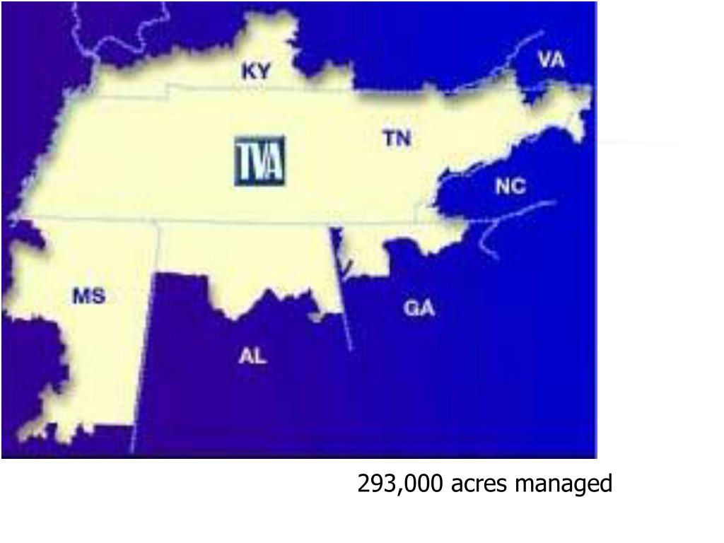 293,000 acres managed