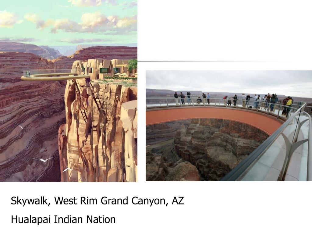 Skywalk, West Rim Grand Canyon, AZ