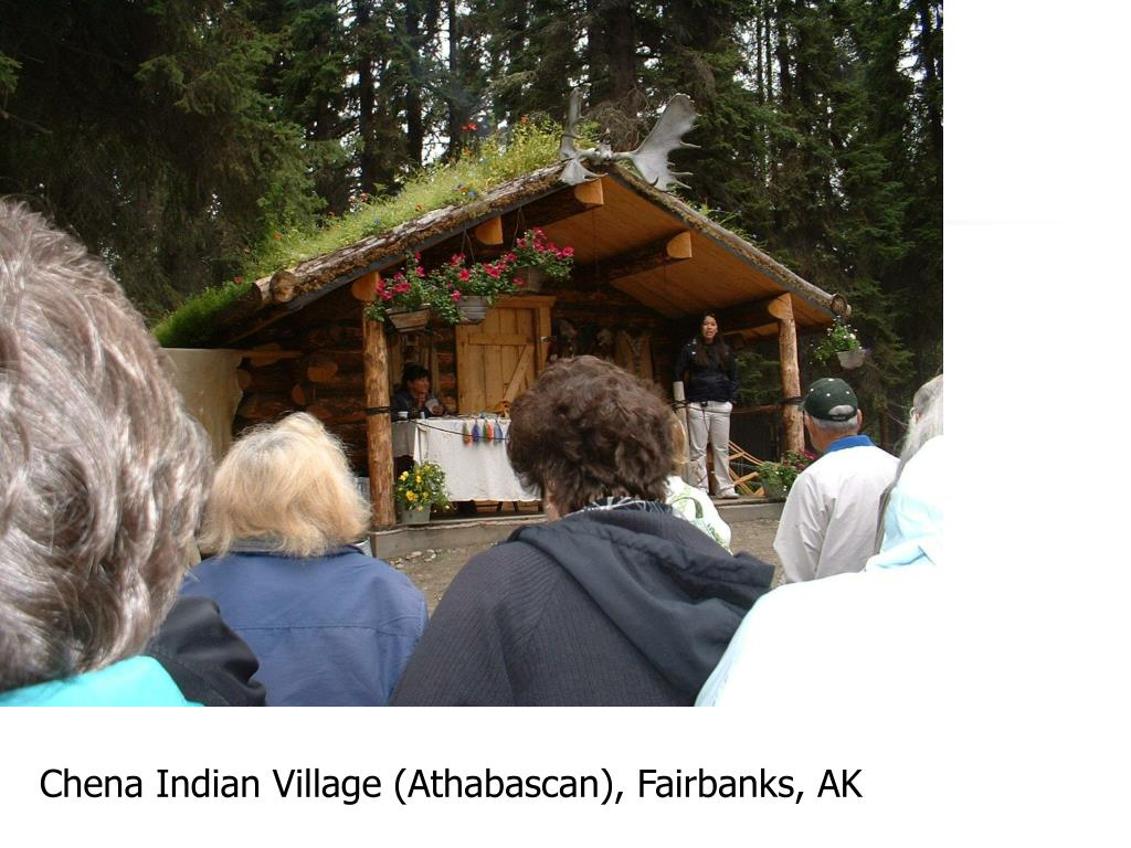 Chena Indian Village (Athabascan), Fairbanks, AK