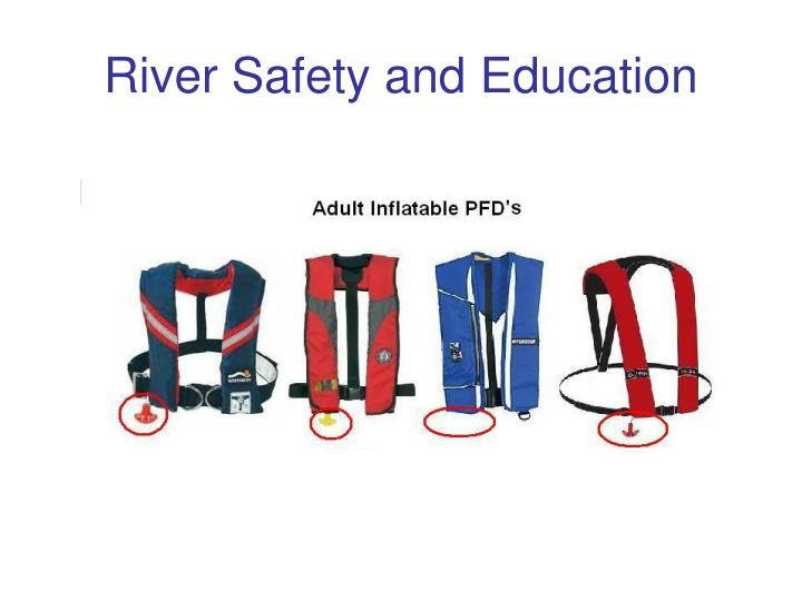 River safety and education3