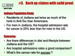 3 back up claims with solid proof27