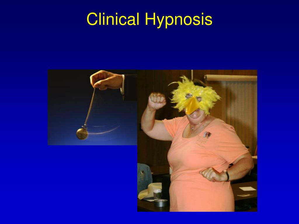 Clinical Hypnosis