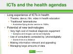 icts and the health agendas5