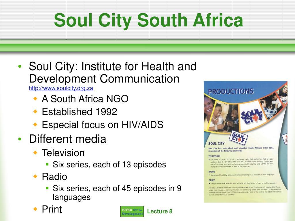 Soul City South Africa